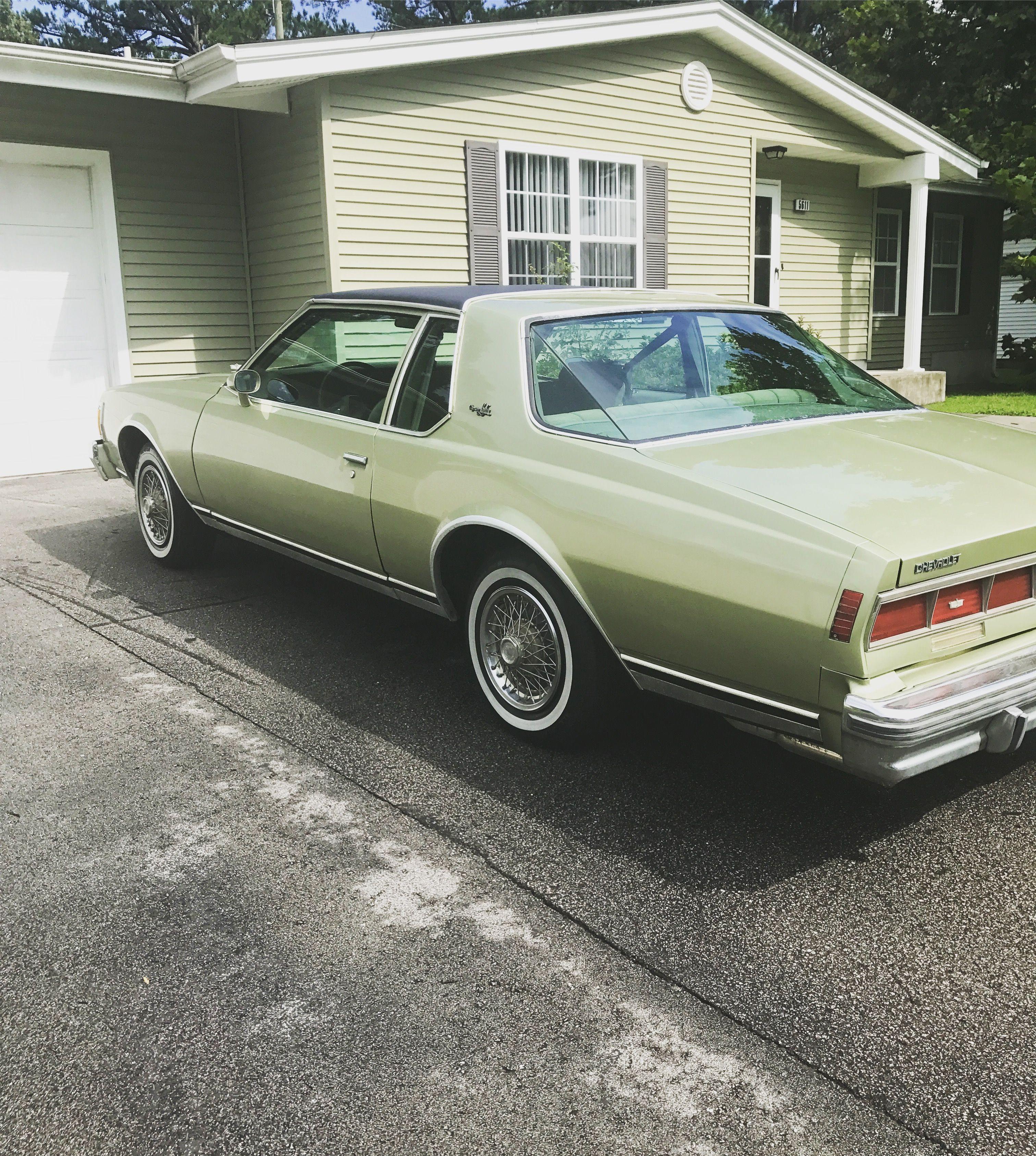 My 1979 Caprice Landau Donk Cars Luxury Van Chevrolet Sedan