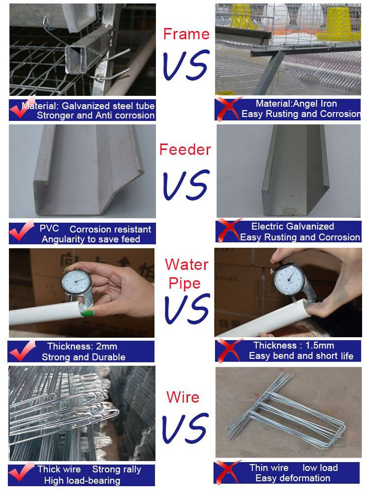 1 Material Galvanized Steel Tube Stronger And Anti Corrosion 2