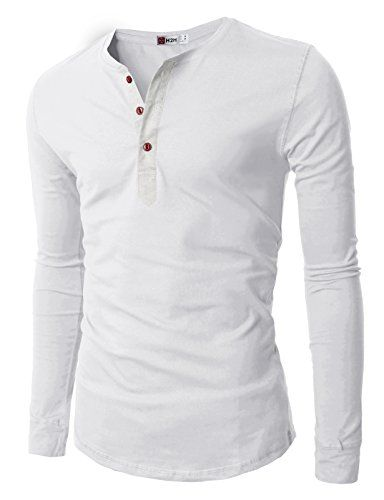 Find great deals on eBay for mens white henley. Shop with confidence.