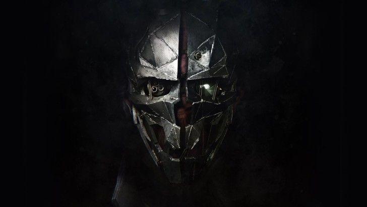 Corvo Mask Dishonored 2 Game Wallpaper Dishonored 2 Fondo