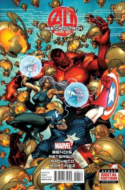 Age of Ultron #6 - Book Six