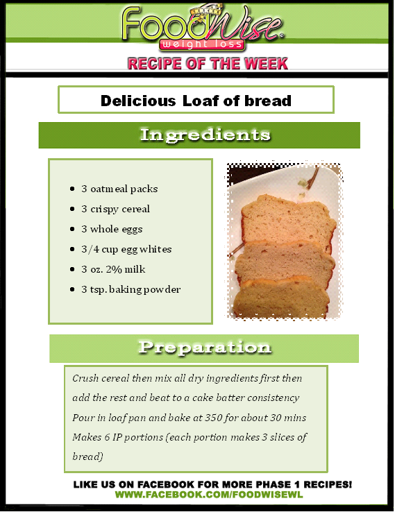 Delicious Loaf of Bread recipe (All Phases)