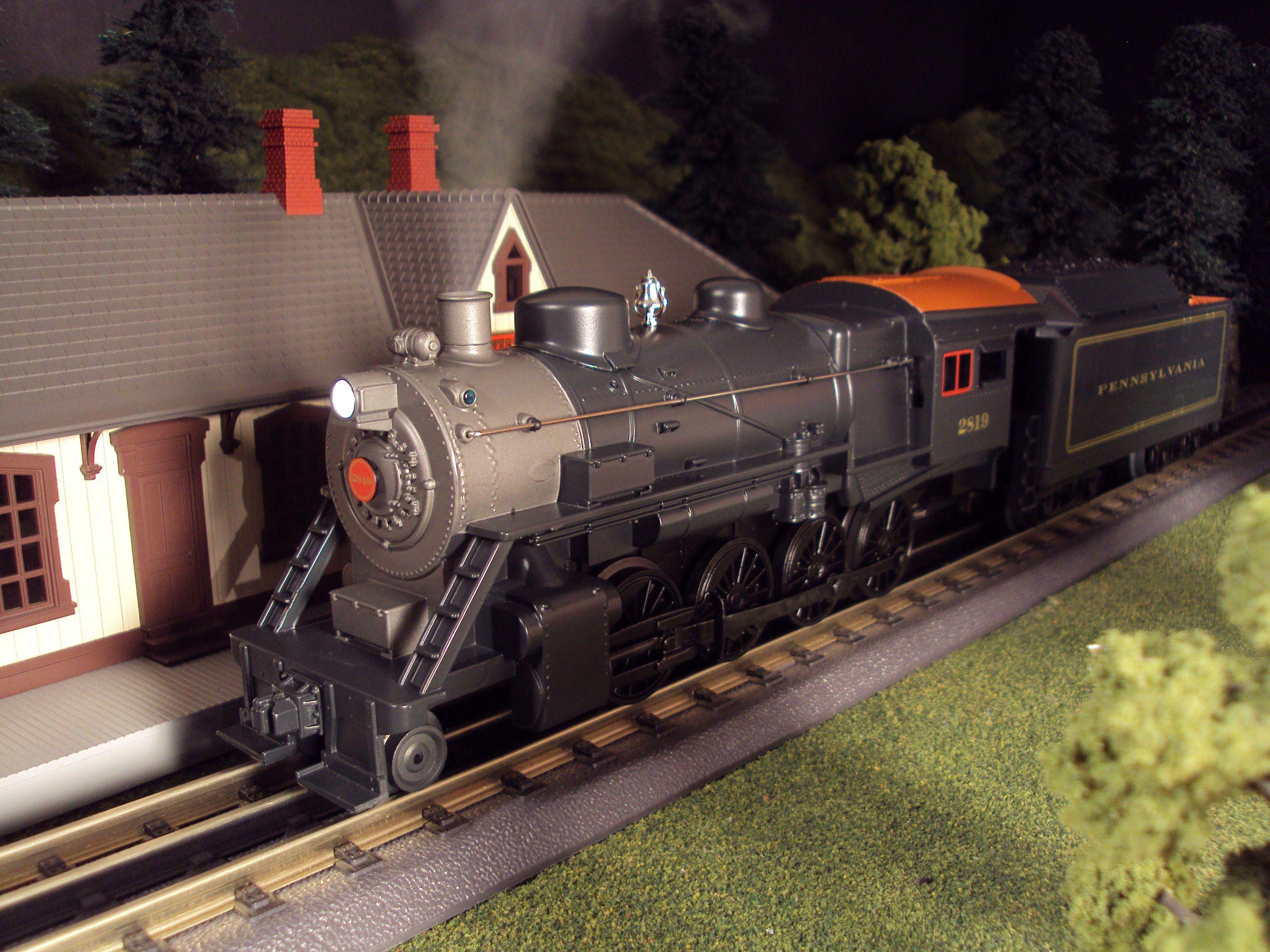 Best Now Arriving Mth Railking Rugged Rail Pennsylvania 2 8 400 x 300