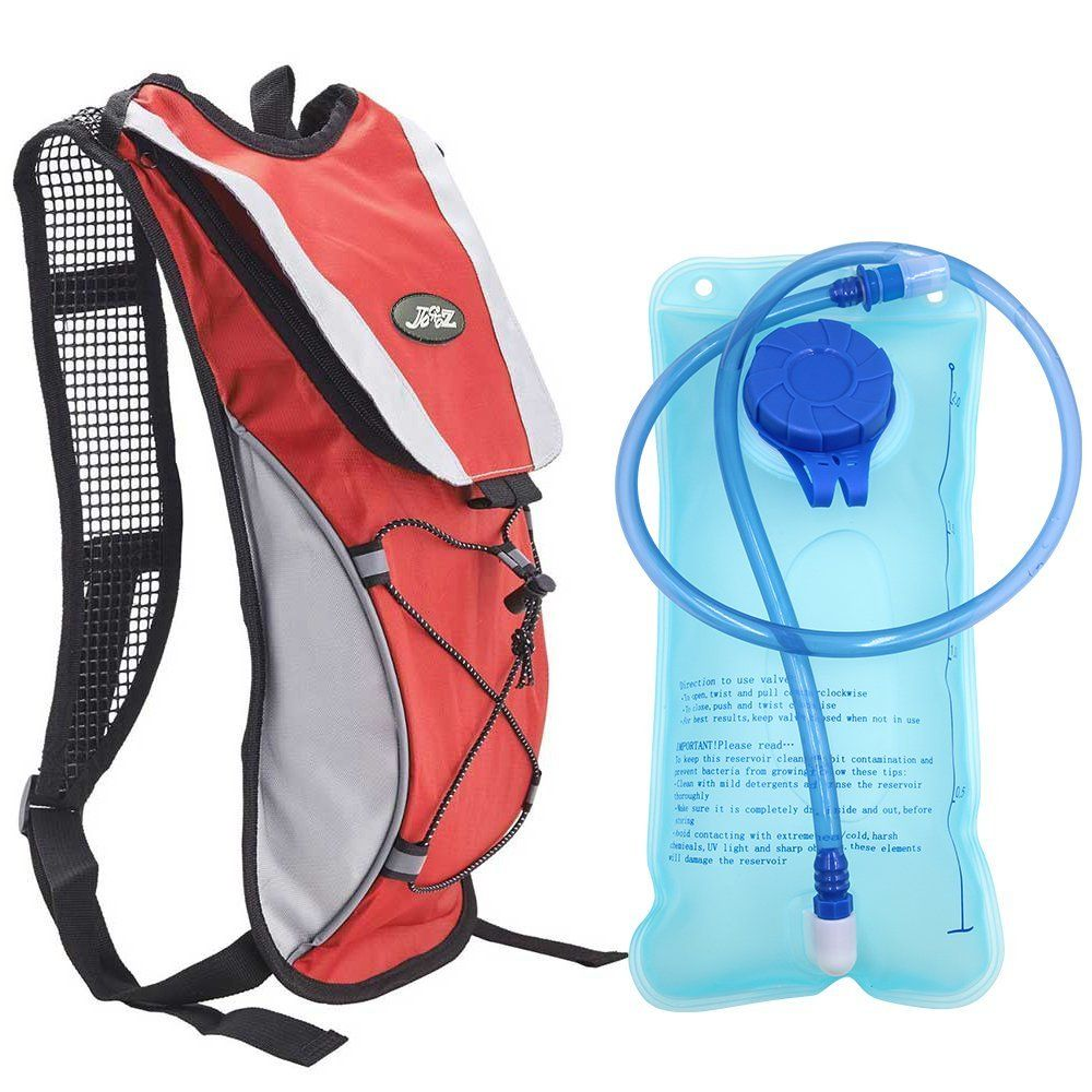 2L Hydration Pack Water Bladder Bag Reservoir Pouch Sport Camping Cycling
