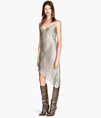 Websites For Sale Footlocker Pictures Cheap Price H&M Asymmetric dress Buy Sale Online 43MxCz8eG