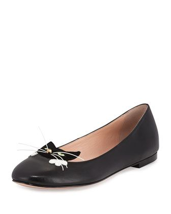 ade0c77cfc5a Whiskers kitty ballet flat