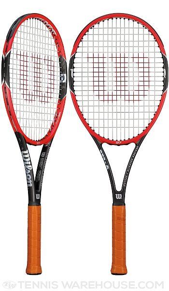Wilson Pro Staff 97 Racquet Tennis Racquets Tennis Racquet
