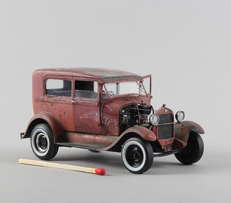 Parts reel antique vintage
