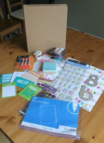 3ring binder smashtype book idea  easy gifts easy diy