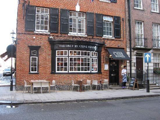 Only Running Footman Pub 25 48 Closed On Thursdays 5 Charles St Mayfair London Mayfair London England
