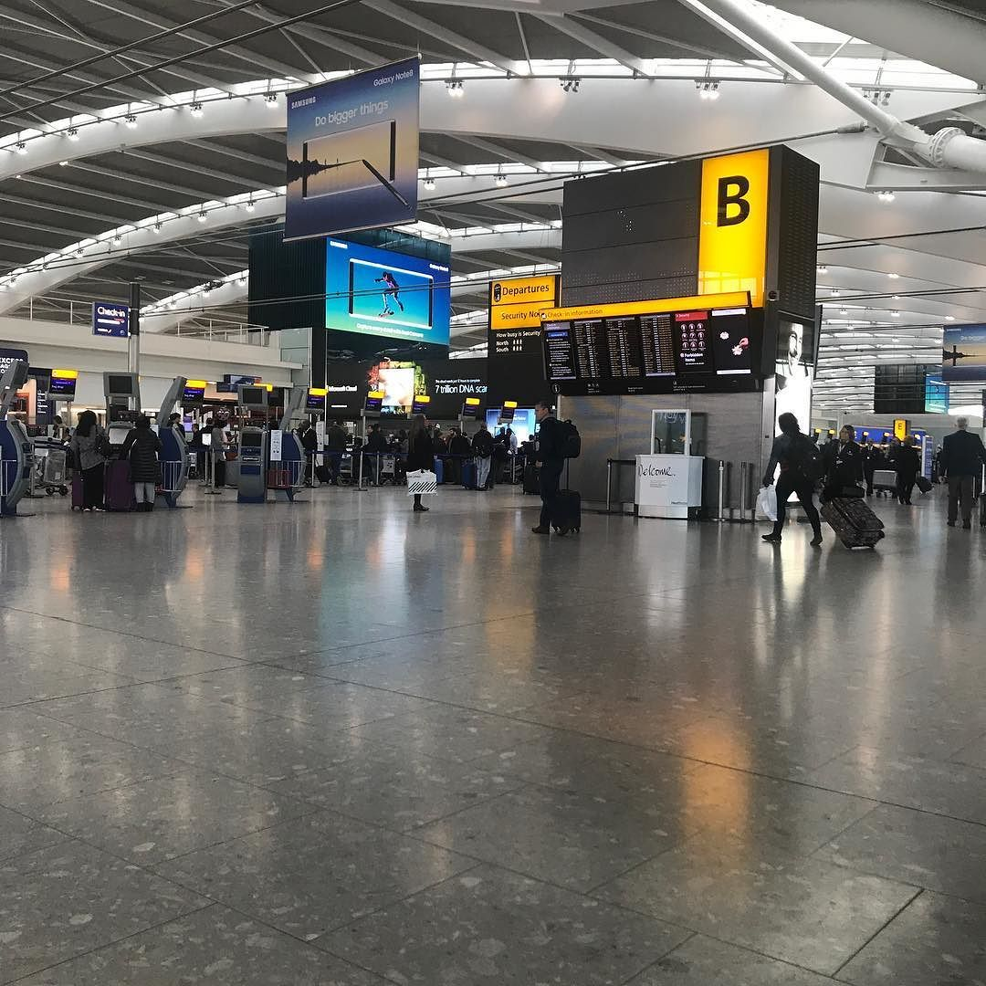 Time For Some Travel Heathrow Airport Britishairways Official