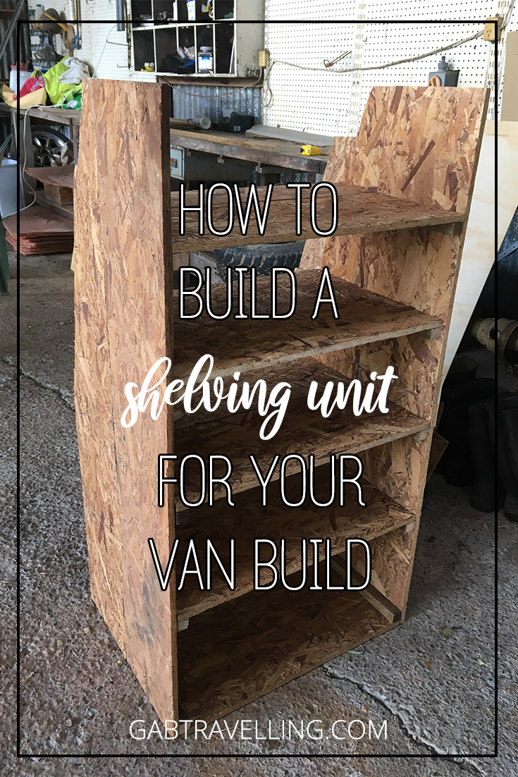 How to Build a Shelving Unit for Your Van Build Building a shelving unit for your van build can be