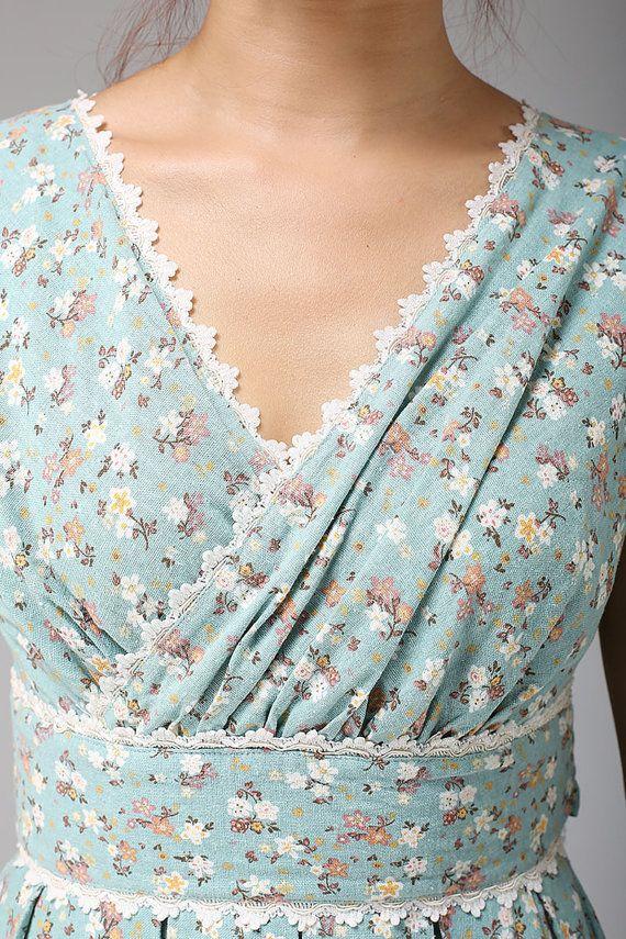 Farb-und Stilberatung mit www.farben-reich.com - .Shabby chic dress