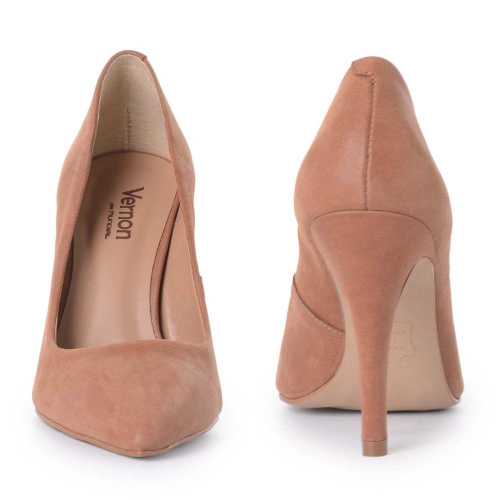8adbe165ad Scarpin Salto Alto Gisa Vernon | Mundial Calçados - MundialCalcados ...