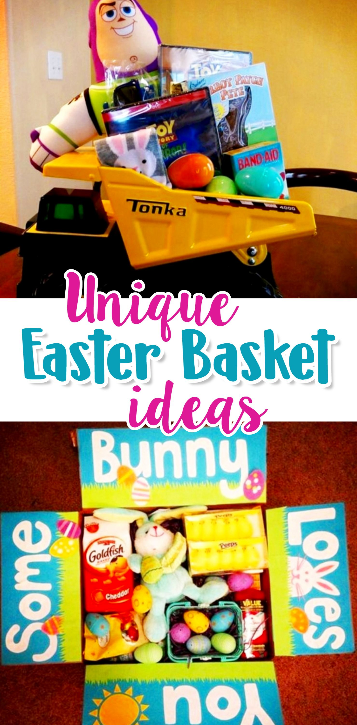 Easter diy unique and creative diy easter ideas for the whole easter diy unique and creative diy easter ideas for the whole family unique easter basket ideas basket ideas and easter baskets negle Image collections