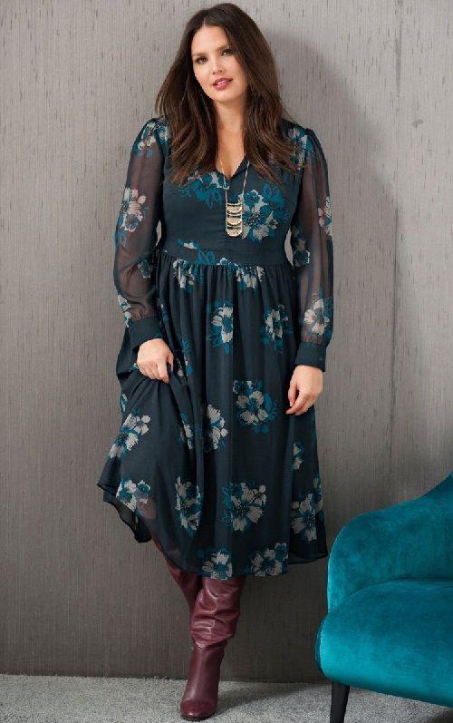 908ea229bd5 FashionistaChile  Tallas grandes para mujer al mejor precio en La Redoute
