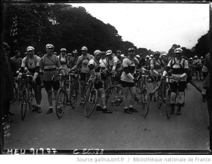 Paris-Brest-Paris 1921 ...