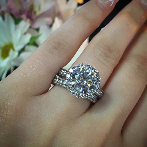 Top 10 Tacori Engagement Rings By Popularity Raymond Lee Jewelers Tacori Wedding Rings Cool Wedding Rings Tacori Engagement Rings