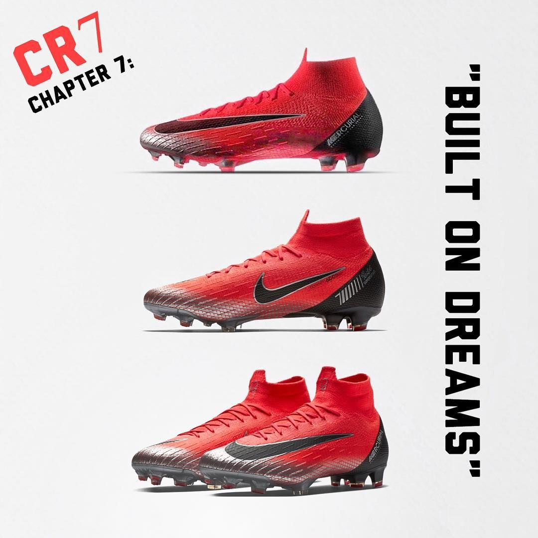 49518824 Finally @nikefootball is revealing the Nike Mercurial Superfly VI CR7  Chapter