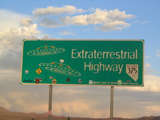The Extraterrestrial Highway, Nevada State Route 3
