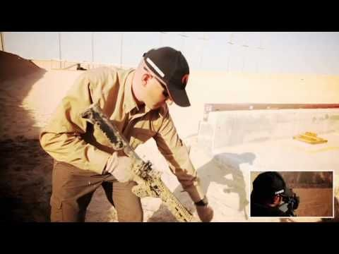 ▶ Torture test of the new Caracal assault rifle CAR 816 - plus shooting action - YouTube