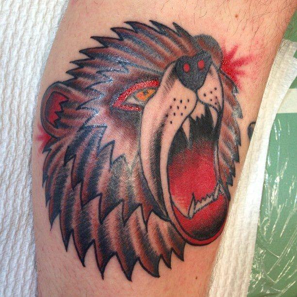 Rhys Eckworth Wellington Tattoos Animal Tattoo Watercolor Tattoo