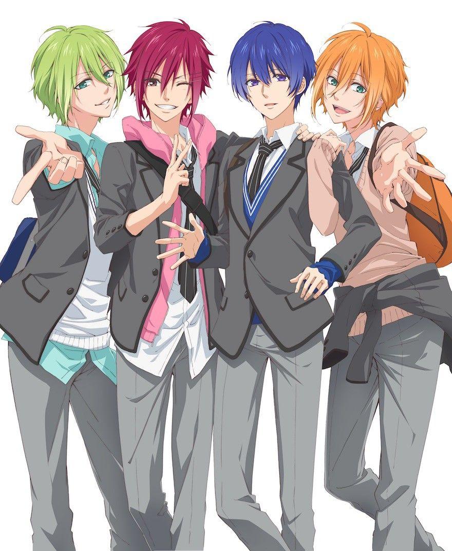 Marginal4 Idol TV Anime's January Premiere, Staff, Cast
