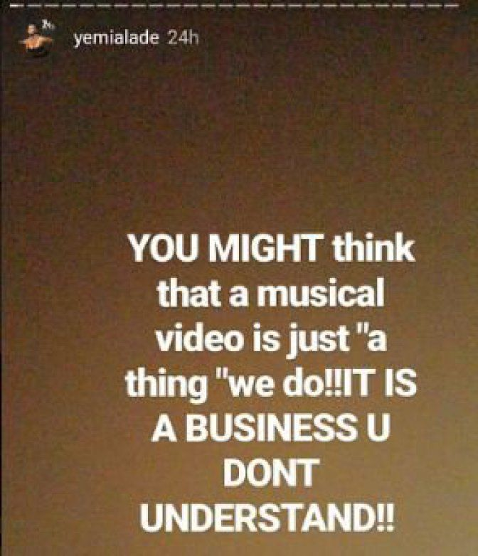 Yemi Alade Also Reacts To FG Proposed Ban On Shooting