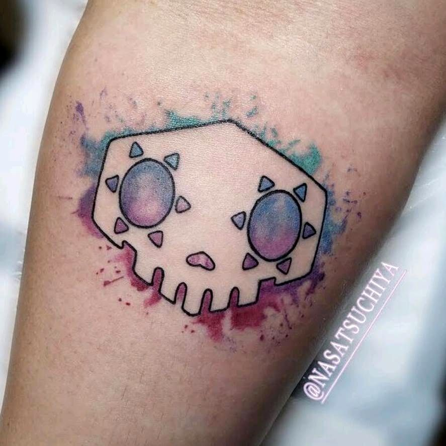Watercolor Tattoo Nyc Ideas Gaming Tattoo Overwatch Tattoo