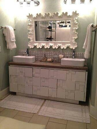 Bathroom Mirrors Home Goods homegoods shabby bathroom design. | organization/design/party