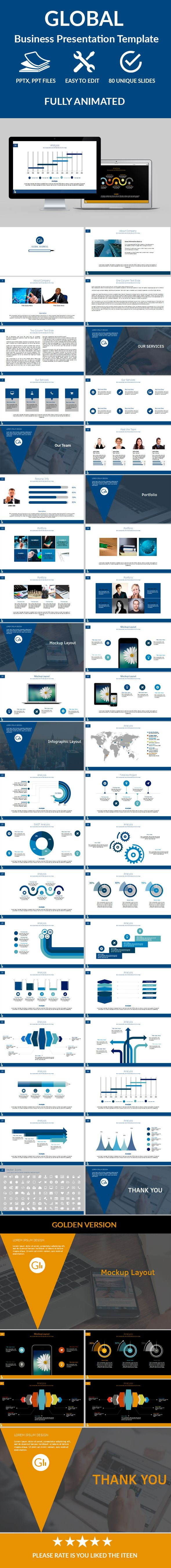Global business powerpoint presentation business powerpoint global business powerpoint presentation template design slides download toneelgroepblik Image collections