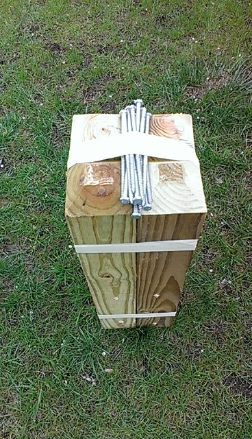 Want To Build A Raised Bed Garden All You Really Need Are The Corner Posts And Hardware 2x12 Lumber Soil Items Can Purchase