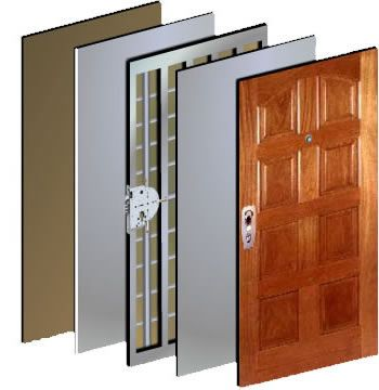 Puertas blindadas fabrica de puerta blindada precios for Puertas blindadas