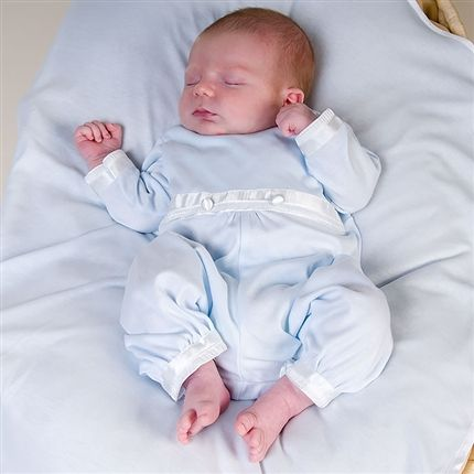 bca815cdcc426 Baby Boys Jumpsuit - Beau Collection