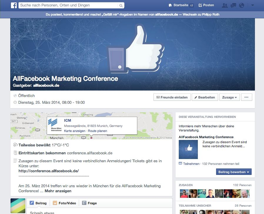 Bildgröße veranstaltung facebook 47 Facebook