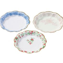 Perfect pretty high-tea paper plates! Also only shipped within UK  sc 1 st  Pinterest & Perfect pretty high-tea paper plates! Also only shipped within UK ...