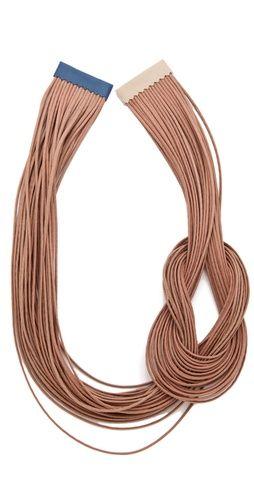 ana maria necklace // lanno