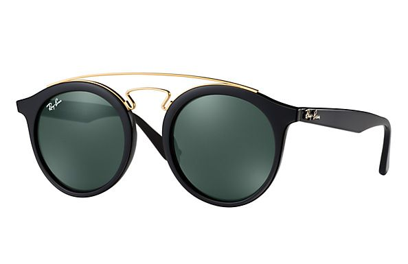 new ray ban sunglasses  Ban RB4256 Black, Green Lenses