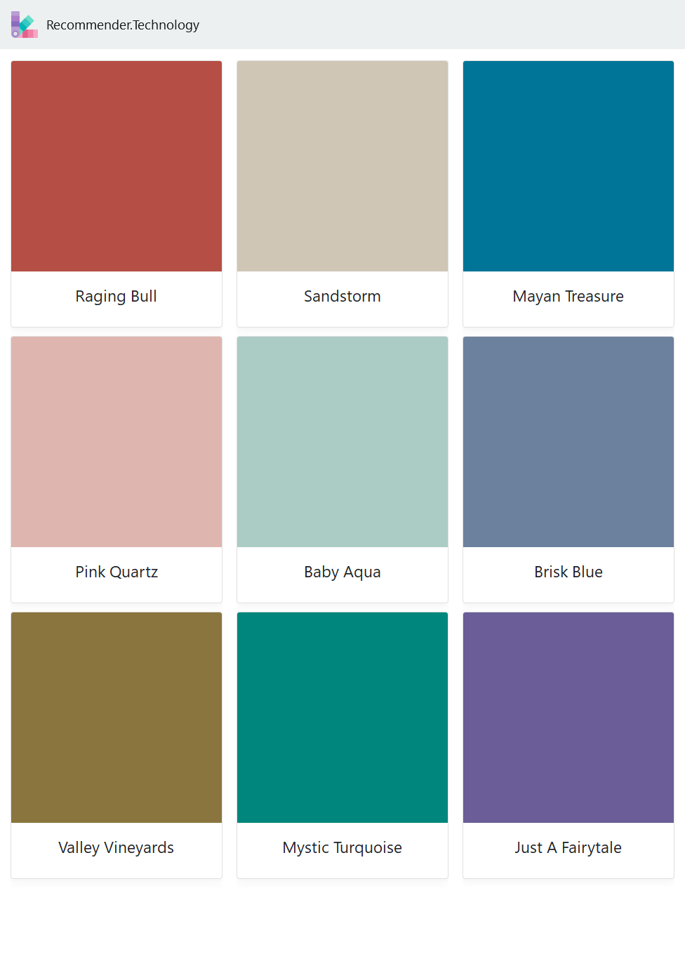 Raging Bull Pink Quartz Valley Vineyards Sandstorm Baby Aqua Mystic Turquoise Mayan Treasure Brisk B Behr Paint Colors Paint Colors Paint Color Palettes