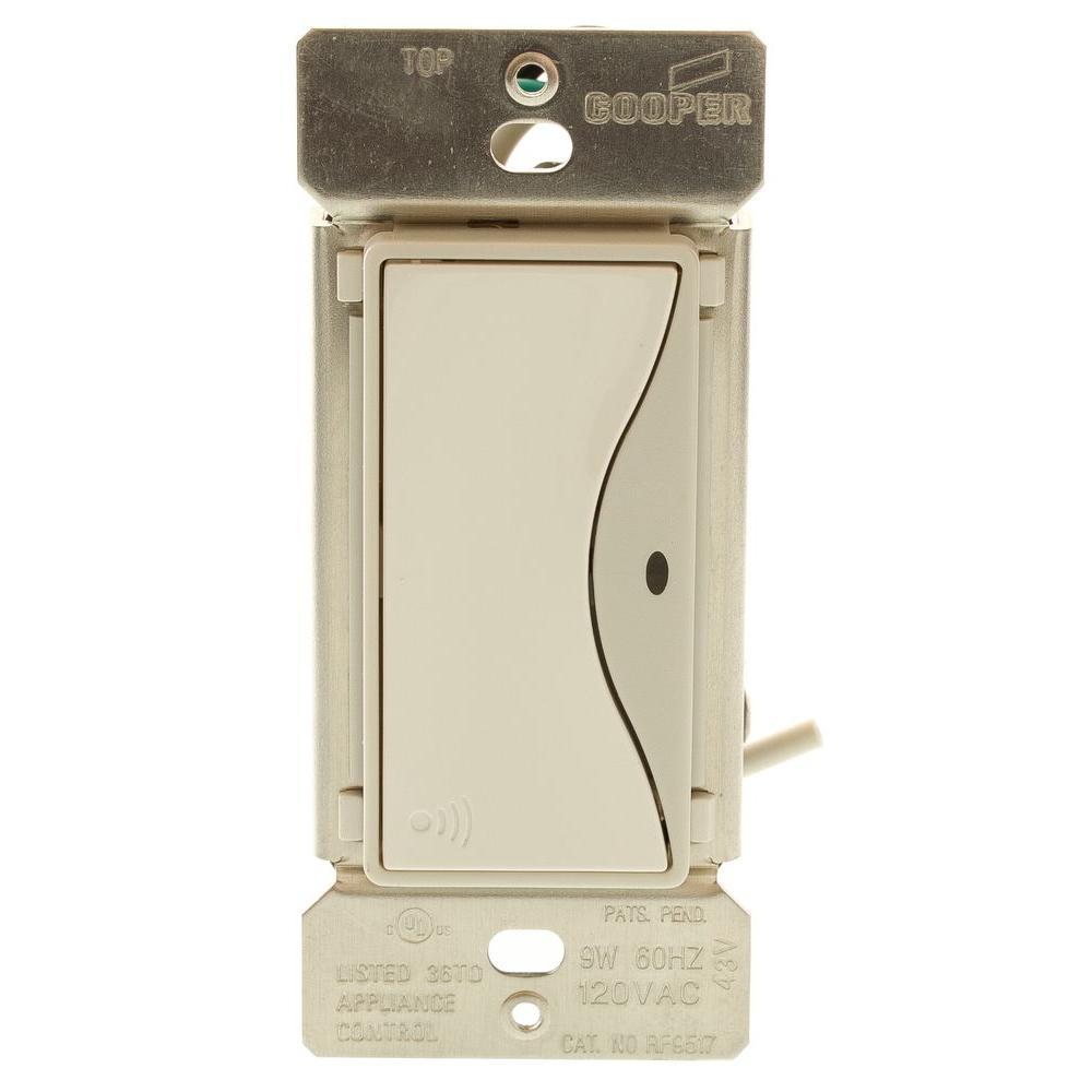 Eaton Aspire Rf Accessory Switch For Rf9501 Wireless Light