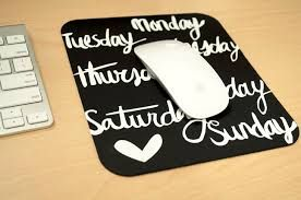 Image result for diy mouse pad