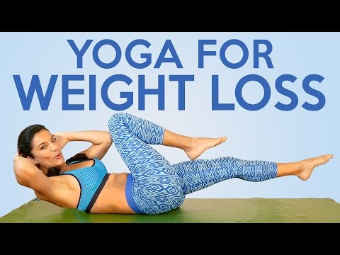 pin on yoga  weight loss