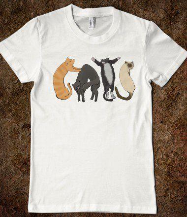 @printingprincess on Wanelo #cats, #tee, #kitten