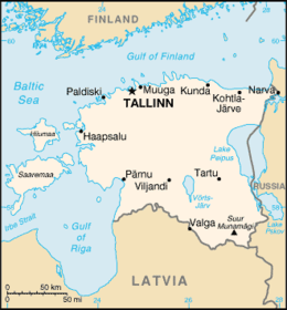 Estonia mappa stati baltici pinterest map of estonia and its islands you can drive or take ferry from the island to the mainland estonia gumiabroncs Gallery