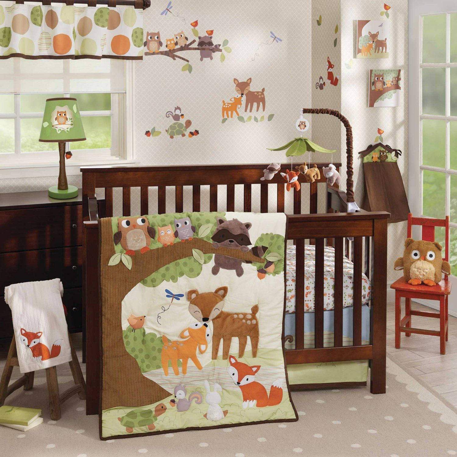 Nursery Enchanted Forest Baby