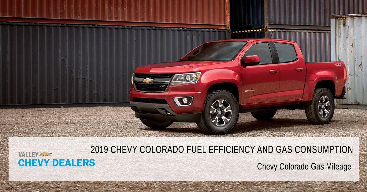 Chevy Colorado Fuel Economy In 2020 Chevy Colorado Chevy Colorado Z71 Chevrolet Colorado