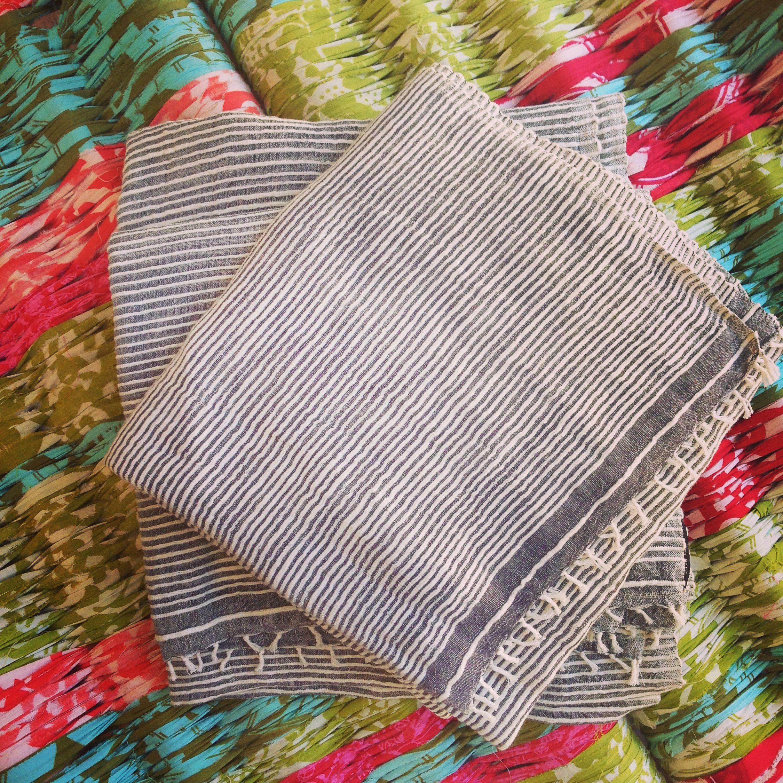100 % Ethiopian Cotton Scarves :: #shopglobalexchange #swahiliimports