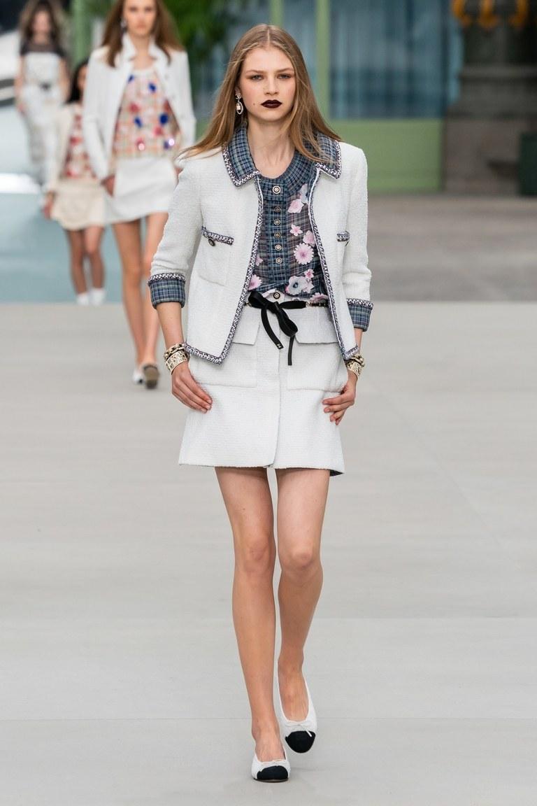 Pasarelas Chanel Crucero 2020 Pasarela Vogue España
