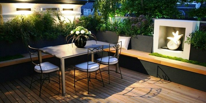 decorar terrazas pequenas0 - Decoracion De Terrazas Pequeas