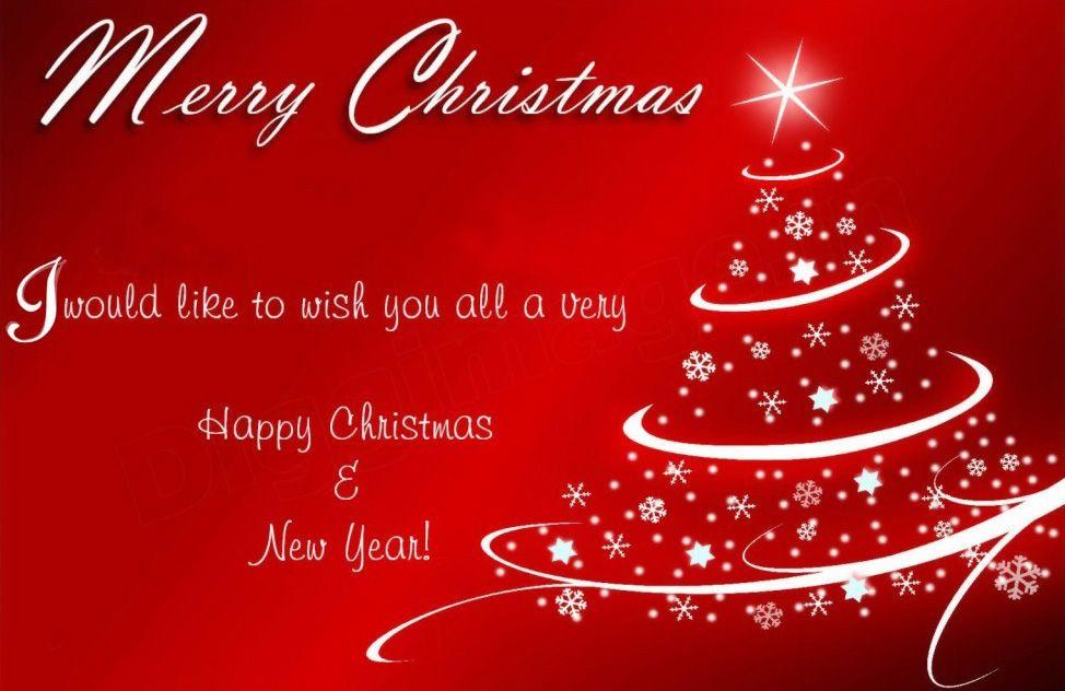 Christmas greeting for a group | Merry christmas message, Christmas card  sayings, Personalised christmas cards
